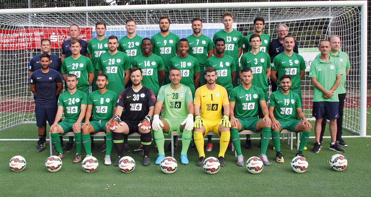 1. Mannschaft des SV 1919 Zeilsheim in der Saison 2018/2019