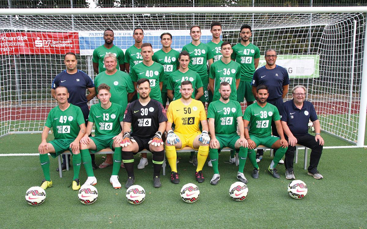 2. Mannschaft des SV 1919 Zeilsheim in der Saison 2018/2019